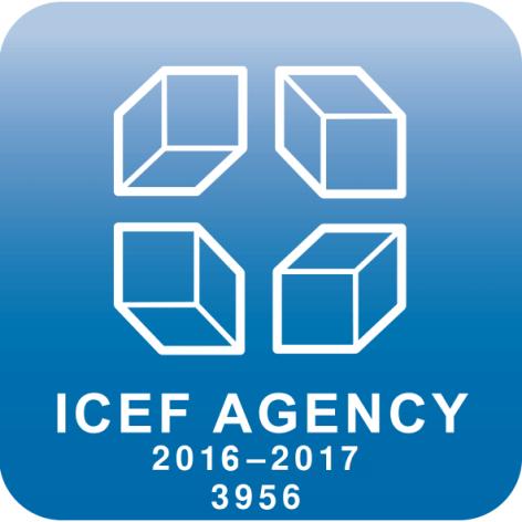ICEF 2016-2017 (Code No:3956)