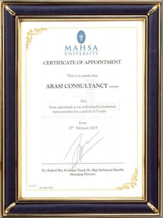 Mahsa University (Malaysia)