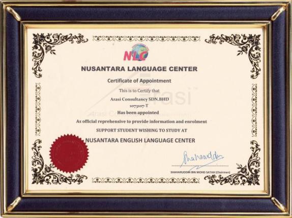 NLC Language Center (Malaysia)