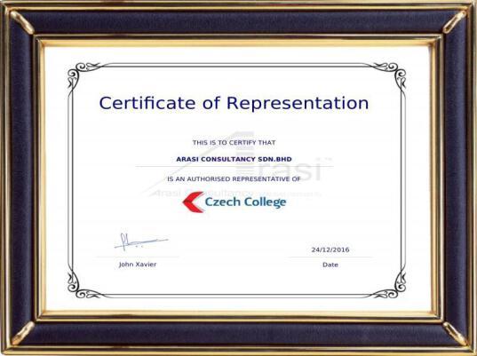 Czech College (Republic of Czech)