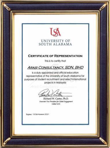University of South Alabama (USA)