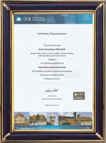 Intenational Business School (Hungary)