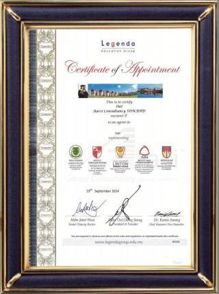 Legenda University (Malaysia)