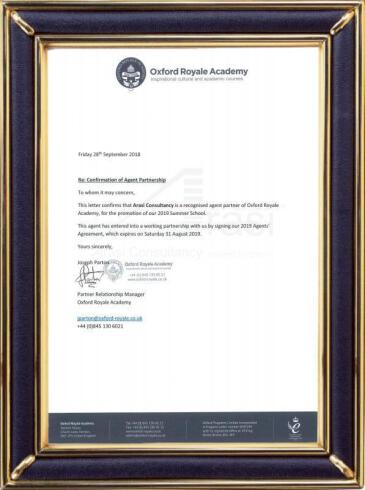 Oxford Royale Academy (UK)