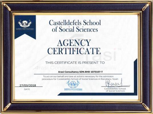 Castlefield School of Social Sciences (Spain)
