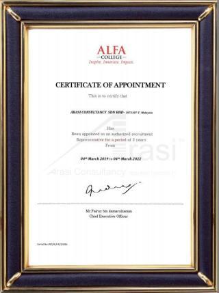 Alfa College (Malaysia)